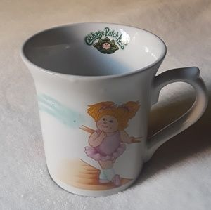 Vintage Cabbage Patch Mug